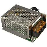 Robocraze 220V SCR Voltage Regulator   4000W Voltage Dimmer Electric Motor Speed Controller