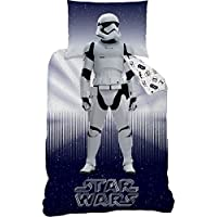 Star Wars - Funda Nordica Edredon Guardia Imperial Renforce, Algodón 100%, 140 x 200 cm