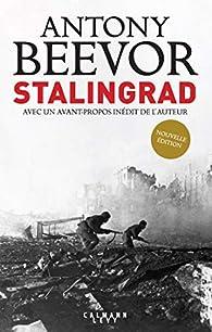 Stalingrad par Antony Beevor