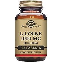 Solgar Aminoácido - 50 Tabletas