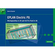 EPLAN Electric P8: Montageaufbau in 2D und mit Pro Panel in 3D