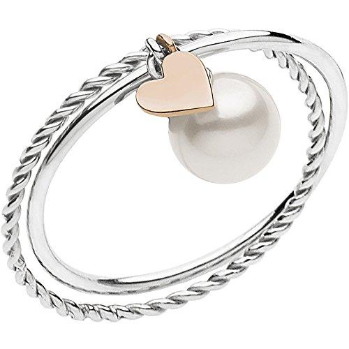 Anello donna gioielli comete fantasie di perle elegante cod. anp 366