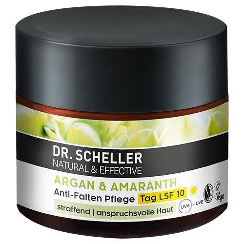 Dr. Scheller Argan & Amaranth - Anti-Falten Pflege Tag LSF 10, 50 ml