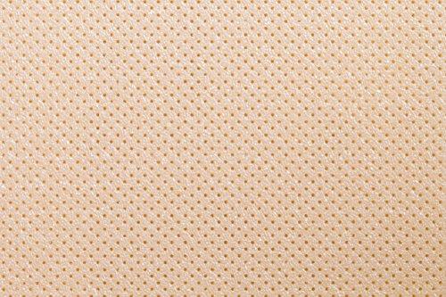 Thermoplastisches Schienenmaterial | Turbocast® | Micro perforiert (Dicke: 1,6 mm, beige)