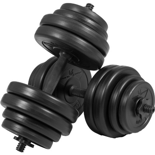 GYRONETICS E-Series Kurzhantel-Set 30 kg