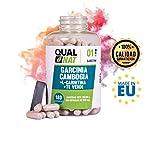 Garcinia Cambogia con L-Carnitina y te verde para reducir el apetito y acelerar el metabolismo -...