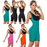 The GURU Shop Women's Neoprene Body Shaper Girdle Body Shaper For Sexy Woman Underwear (Assorted Color)