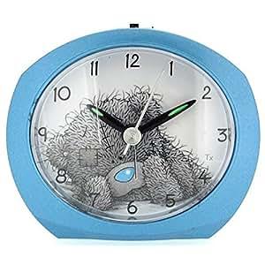 Me To You BlueTatty Teddy Alarm & Snooze Clock MTYCLK15A