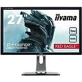 iiyama G-MASTER Red Eagle GB2788HS-B2 68,6cm (27 Zoll) LED-Monitor Full-HD (144Hz, DVI-D, HDMI, DisplayPort, 1ms Reaktionszeit, FreeSync, Höhenverstellbar) schwarz