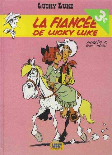 Lucky Luke - tome 24 - Fiancée de Lucky Luke (La) - OPÉ ÉTÉ 2019