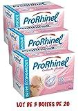 ProRhinel Lot de 3 x 20 Embouts Jetables Souples pour Mouche Bébé (3)