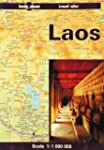 Laos (Lonely Planet Travel Atlas) by...