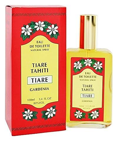 Monoi Tiare Tahiti Eau De Toilette Natural Spray Gardenia --