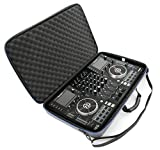 #2: CASEMATIX Protective DJ Controller Numark NV Case and Numark NVII Case Designed To Travel and Carry Numark NV and NV2 Serato Controllers