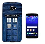 567 - Doctor Who Tardis Police Call Box Design Alcatel idol