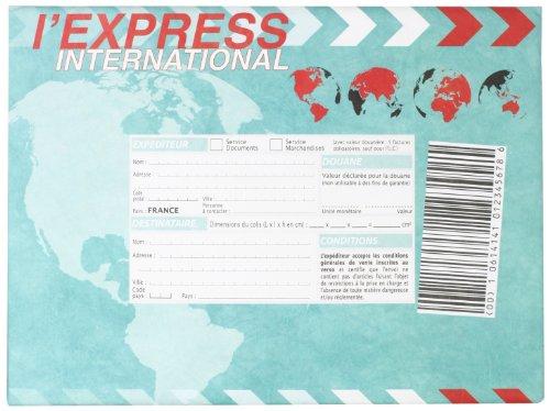 Dynomighty Herren Express Mail Mighty Case Laptop - mehrfarbig - Einheitsgröße
