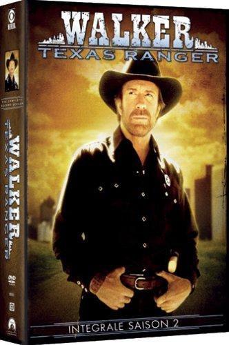 Walker, Texas Ranger - Saison 2