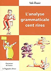 L'nalyse grammaticale cent rires