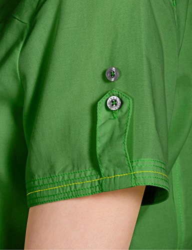 Jack Wolfskin Damen Bluse Beyond Shirt Basil Green