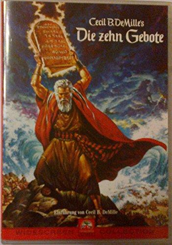 Die zehn Gebote (Bibel-kassette)