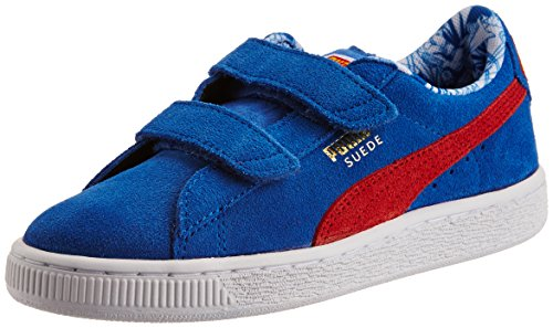 Puma Suede Superman, Baskets mode mixte enfant