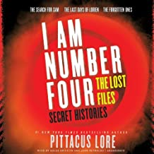 I am Number Four: The Lost Files: Secret Histories (I Am Number Four Series: The Lost Files) by Pittacus Lore (2014-02-01)