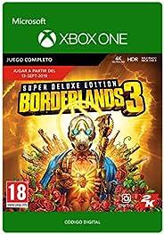 Borderlands 3 - Edición Super Deluxe, Xbox One - Código de descarga