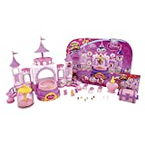 Glitzi Globes Disney Princess Schloß Spielset (Schneekugel) UK Import