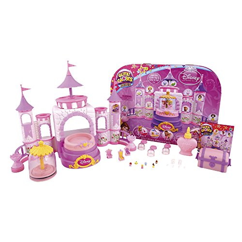 Glitzi Globes - El castillo de las princesas Disney (Giochi Preziosi 12025)