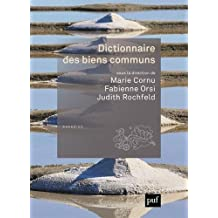 Dictionnaire des biens communs