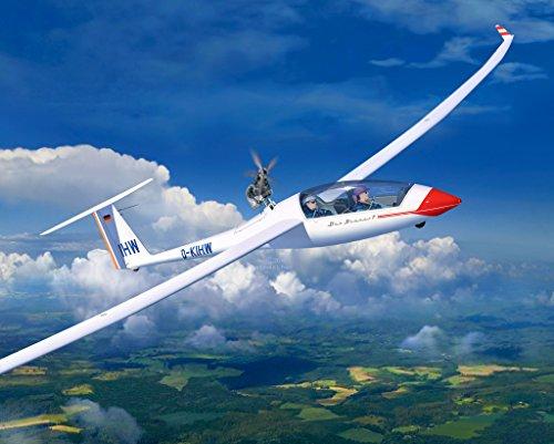 Revell Revell03961 Segelflugzeug Duo Diskus und Motor Modell Kit - 11