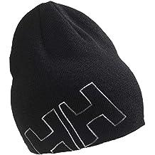 Helly Hansen Outline Beanie (6 Pack) - Gorro unisex, color negro, talla única