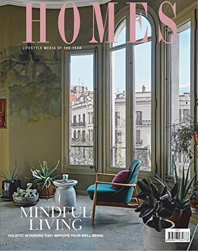 HOMES: HOLISTIC INTERIORS THAT IMPROVE YOUR WELL-BEING (English Edition)