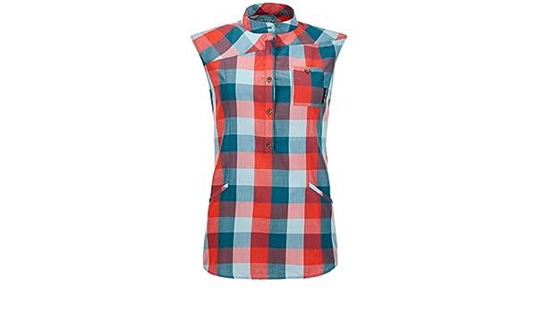 8b9a5a98437d91 Shirt short Women Ortovox Cortina Tunika Sleeveless Shirt: Amazon.co.uk:  Clothing