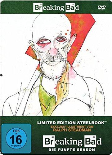 Season 5.1 (Steelbook) (Limited Edition) (3 DVDs)