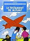 Jo Zette et Jocko, tome 1 - Le Testament de Monsieur Pump