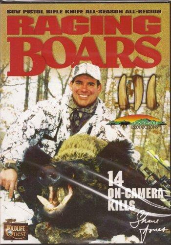 Raging Boars III ~ Series 3 ~ Wild Hog ~ Boar Hunting DVD (Wild Hogs Dvd)