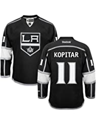 Reebok Los Angeles Kings Premier Player NHL Trikot Home - KOPITAR #11