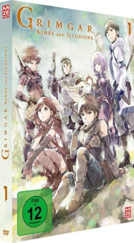 Grimgar, Ashes and Illusions - Vol. 1 - Illusion Film