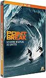 Point Break [Combo Blu-ray 3D + Blu-ray + DVD - Édition boîtier SteelBook]