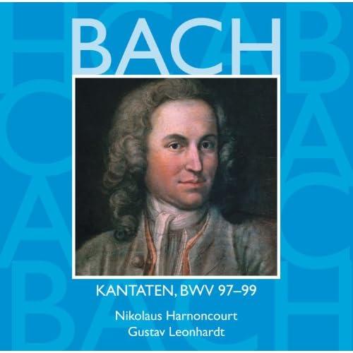 """Cantata No.97 In Allen Meinen Taten Bwv97 : VIII Aria - """"Ihm Hab Ich Mich Ergeben"""" [Boy Soprano]"""