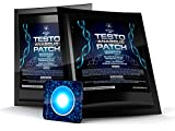 Testo Extreme Anabolic Patch : Advanced Testosterone Booster Without Steroids or HGH |