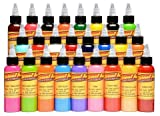 TATTOO Eternal Color Set - Top 25 25pcs 30ml