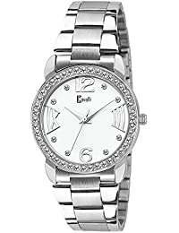 Cavalli Analogue White Dial Women'S And Girl'S Watch-CW554