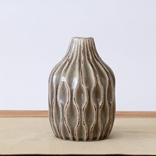 GFEI keramische vasen französische und chinesische Retro - keramische vasen Ornamente/wohnzimmerboden Hotel,ash