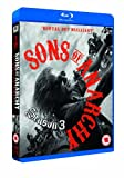 Sons Of Anarchy: Complete Season 3 [Blu-ray] [UK Import]