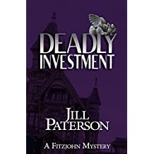 Deadly Investment (A Fitzjohn Mystery Book 5) (English Edition)