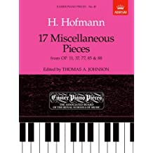 HOFMANN:17 MISCELLANEOUS PCS EPP49: Easier Piano Pieces 49