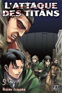 L'Attaque des Titans Edition simple Tome 5