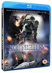 2001 Nights (Fumihiko Sori's TO) [Blu-ray]